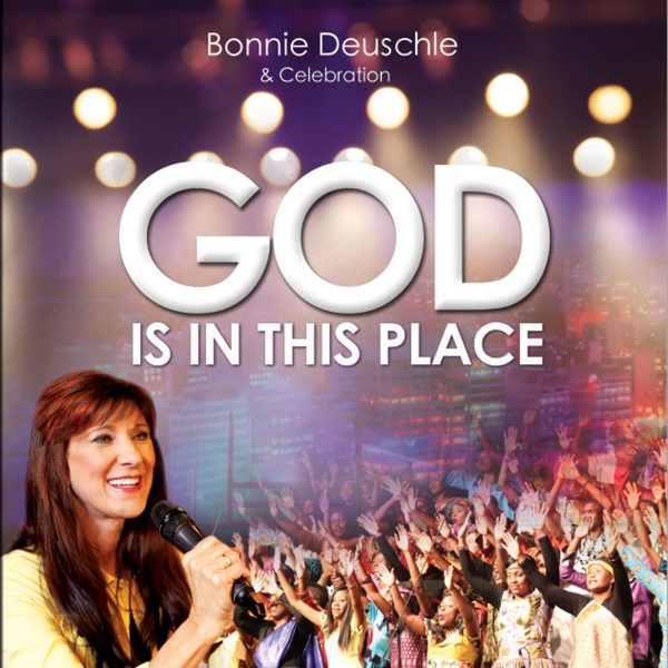 God is in This Place CD
